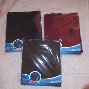 Mens Bundle of 3 Thermal Shirts